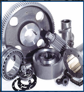 Truck Differential and Transmission Gears and Parts.